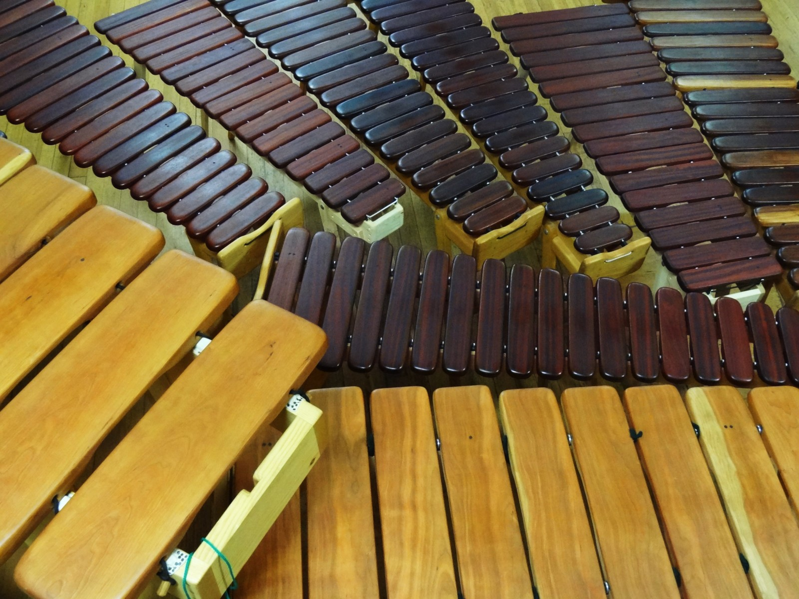19 Marimba workshop